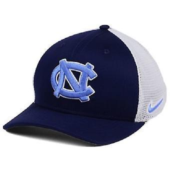 Carolina de Nord tar tocuri NCAA Nike Vault Aerobill swoosh Flex montate pălărie