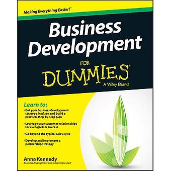Business Development voor Dummies door Anna Kennedy - 9781118962718 boek