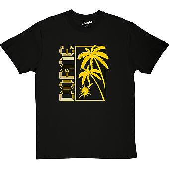 Dorne Black Men's T-Shirt