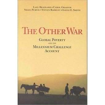 Desafío de la guerra, la pobreza Global y el Milenio cuenta por