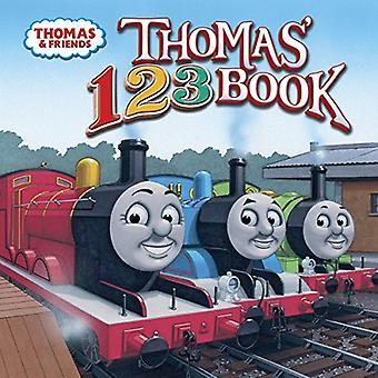 Livro de 123 Thomas (Thomas e amigos) (Thomas e amigos