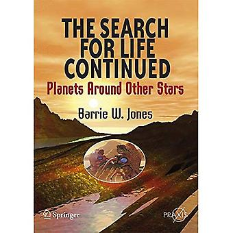Search for Life Continued, The (Springer Praxis Books / Popular Astronomy) (Springer-Praxis Books in Popular Astronomy) [Illustrated]