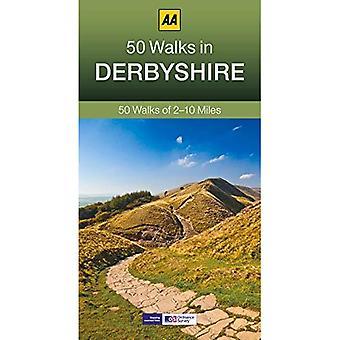 50 spacery w Derbyshire (AA 50 spacery po serii)