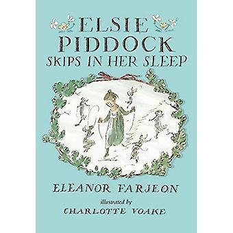 Elsie Piddock hoppar i sömnen