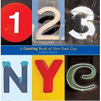 123 NYC: en teller bok av New York