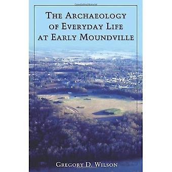 Arkeologin av vardagslivet på tidig Moundville (Dan Josselyn Memorial publikation)
