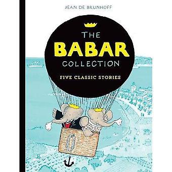 Babar samlingen: Fem klassiska berättelser (karaktär klassiker)