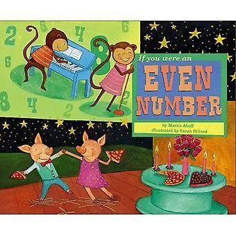 Si vous étiez un nombre pair (Math Fun)