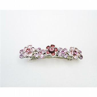 Rose Haar Accessoires Braut Rosa Kleid Haarspange