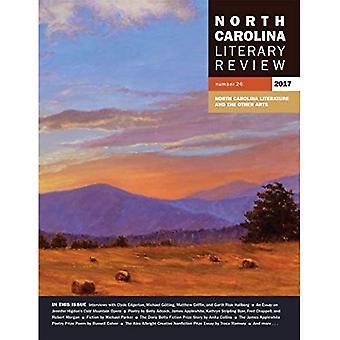 Revue littéraire en Caroline du Nord, numéro 26, 2017