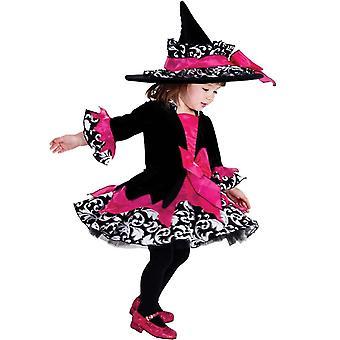 Cute Witch Child Costume