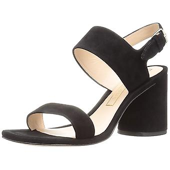 Marc Jacobs dame Emilie ruskind åben tå speciel lejlighed Slingback sandaler