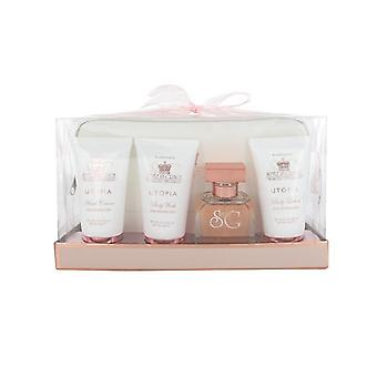 Style & Grace D# Style & Grace Utopia Travel Essentials Gift Set