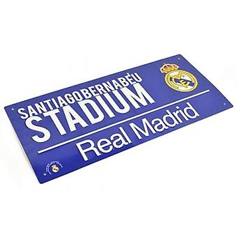 Real Madrid Street Logg BL