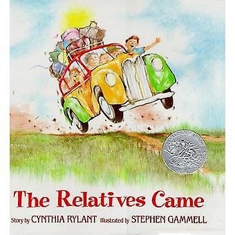 The Relatives Came by Cynthia Rylant - 9780689845086 Book