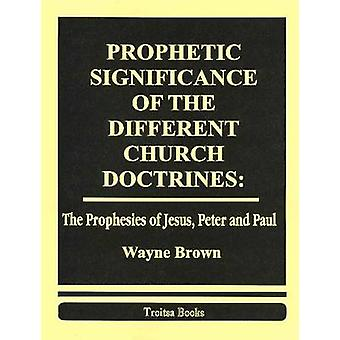 Prophetic Significance of the Different Church Doctrines - The Prophes