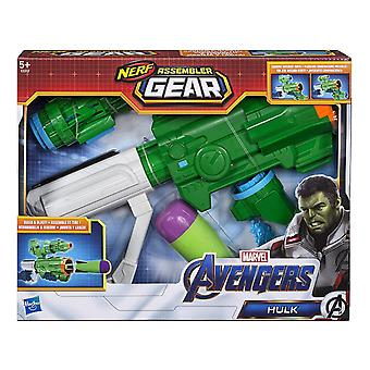 The Avengers Untitled Nerf Hulk Assembler Gear Toy