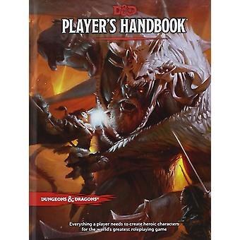Dungeons And Dragons Players Handbook Hardcover