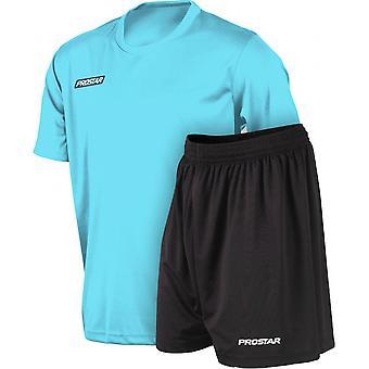 T Shirt & Short Contrast Set