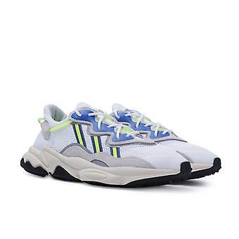 Adidas Originals Ozweego White Contrast Trainers