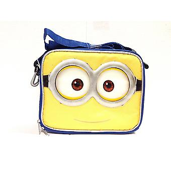 Masa de prânz Bag - Despicable Me - Minions Face Jerry 3D Eyes Kit Cauza 122502