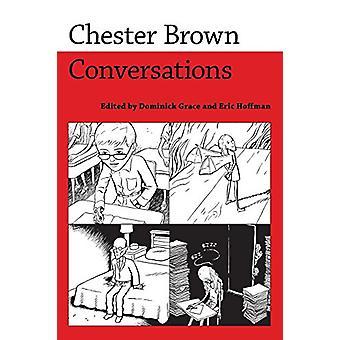 Chester Brown - Keskustelut Dominick Grace - 9781496802521 Kirja