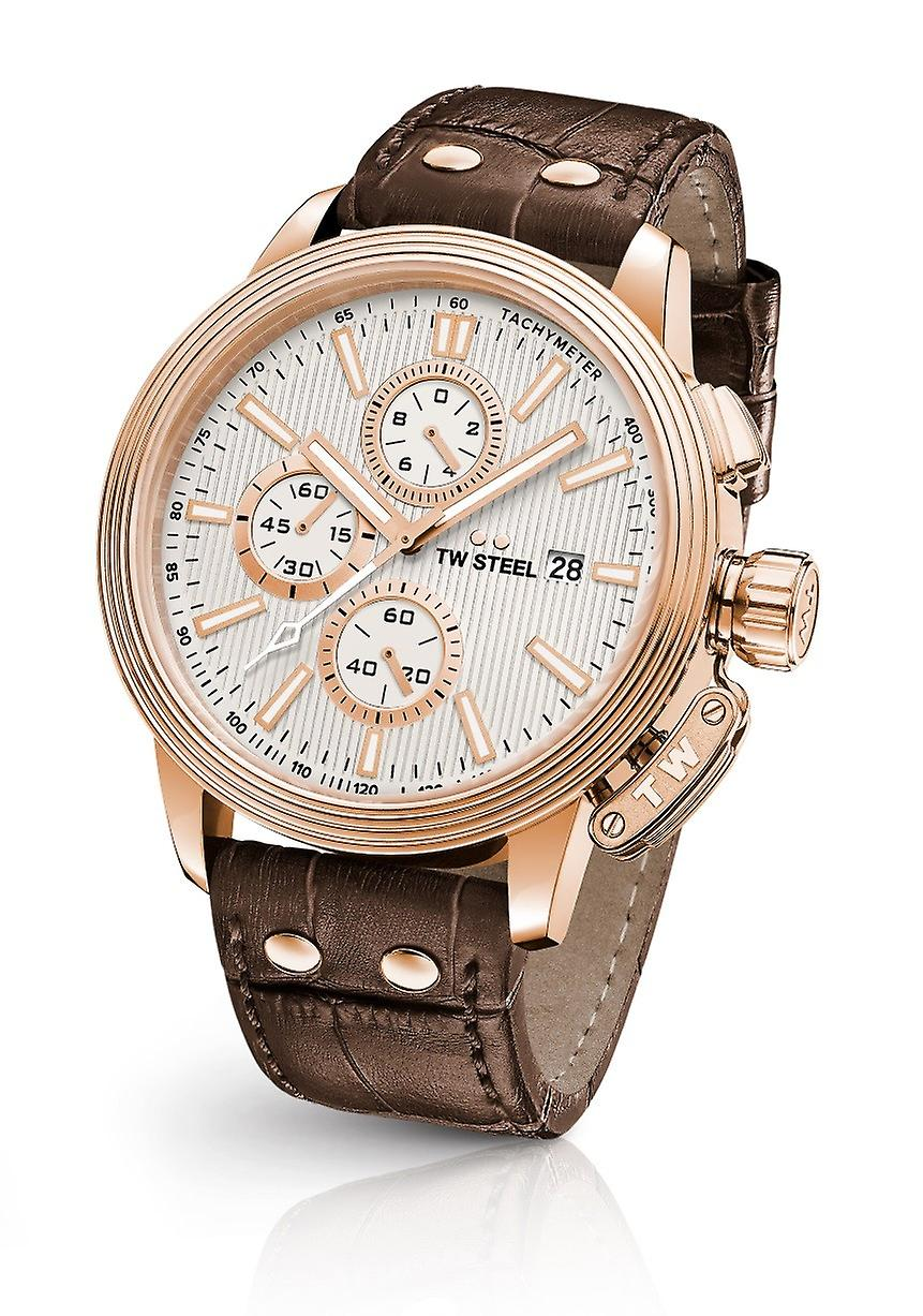 TW Steel Ceo Adesso Ce7013 Chronograph Watch 45 mm