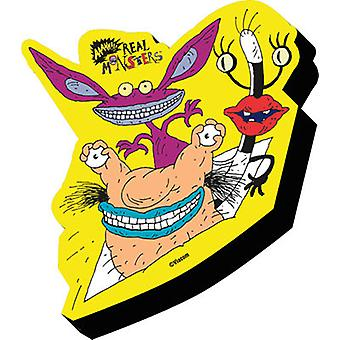 Magnet - Aaahh!! Real Monsters Funky Chunky New 95610