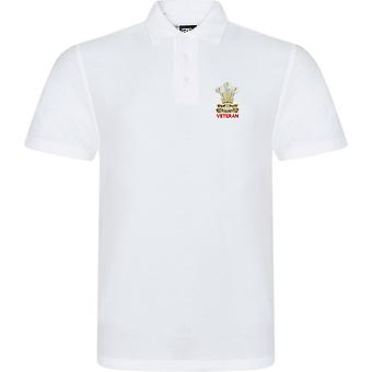 The Royal Welsh Veteran - Licensed British Army Embroidered RTX Polo
