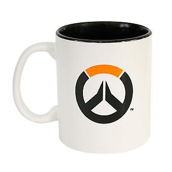Overwatch White Mug