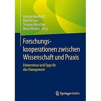 Forschungskooperationen zwischen Wissenschaft und Praxis de Hanebuth & Andrea