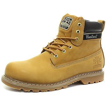 Woodland M905 Mens 6 Eye Utility Boots  AND COLOURS
