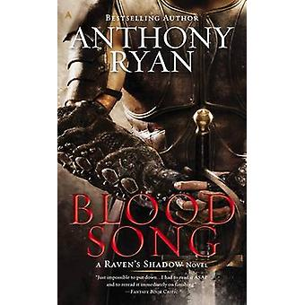 Blood Song by Anthony Ryan - 9780425268285 Book