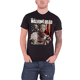 The Walking Dead T Shirt Mens Zombies Walkers American Gore New Official