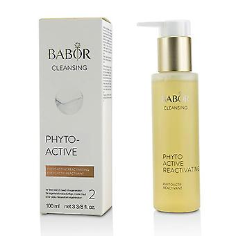 Babor Cleansing Phytoactive Reactivating - 100ml/3.8oz