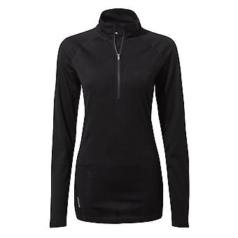 Craghoppers Womens Merino Half Zip Insulated Baselayer Shirt