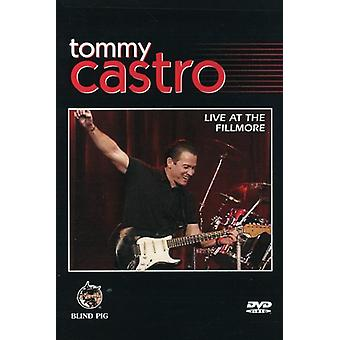 Tommy Castro - Live at the Fillmore [DVD] USA import