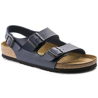 Birkenstock Milano BF Sandal 34751 Blue REGULAR