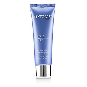 Phytomer Citadine Citylife Radiance Reviving Mask With Clay - 50ml/1.6oz