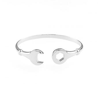 Eeuwigheid Sterling zilveren spanner Kids Bangle
