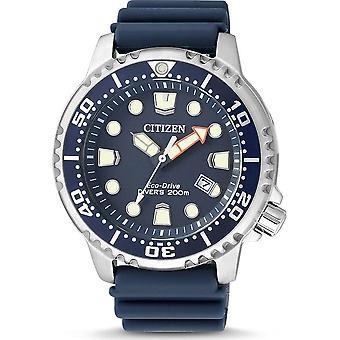 Obywatel mens watch ProMaster morze nurek zegarek BN0151-17 L