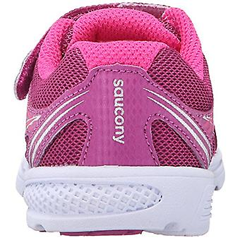 Saucony Girls-apos; Baby Ride Sneaker (Toddler/Little Kid)