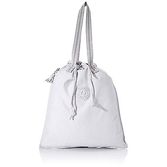 KiplingNew Hiphurray Woman Bag ToteGrigio (Curiosity Grey)39x43x1 Centimètres (B x H x T)