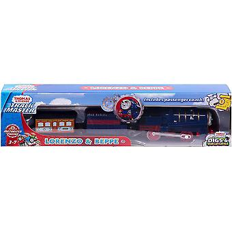 Thomas & Friends GDV32 Lorenzo und Beppe Motorized Train Engine