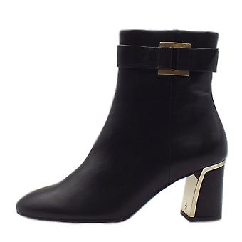 Högl 8-10 5143 Deluxe Stylish Ankle Boots In Black