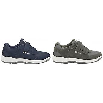 Gola Mens Belmont Suede breed Fit Trainers
