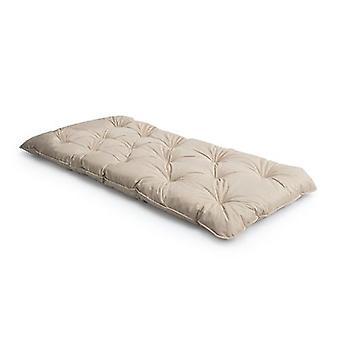 Sand SINGLE Loft 25® Luksus Stof Hukommelse Skum Futon Madras Gæst Reserve Bed