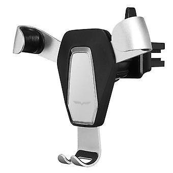 Universele zwaartekracht koppeling auto lock multi-angle rotatie auto luchtopening houder staan voor mobiele telefoon