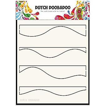 Dutch Doobadoo Dutch Mask Art Waves 470.715.118 A5
