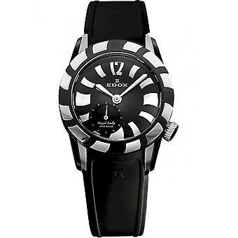 Edox - Wristwatch - Unisex - Royal Lady - 23087 357N NIN